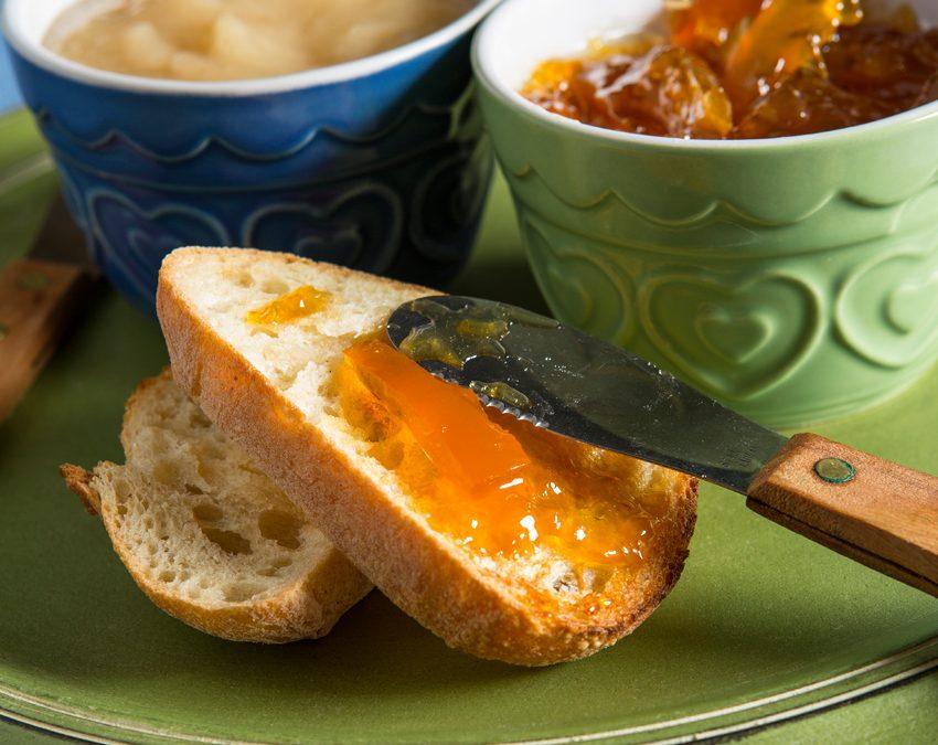 Beurre de poire au miel