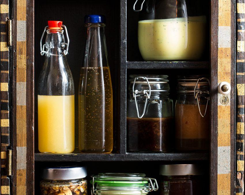 Marinade satay au miel et aux arachides