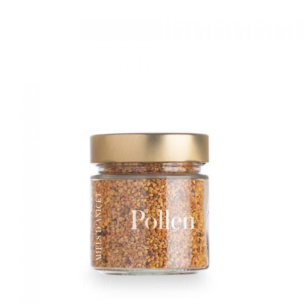 Pot de pollen biologique comestible de Miels d'Anicet