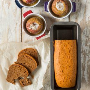 recette de pain d'épices au miel de sarrasin