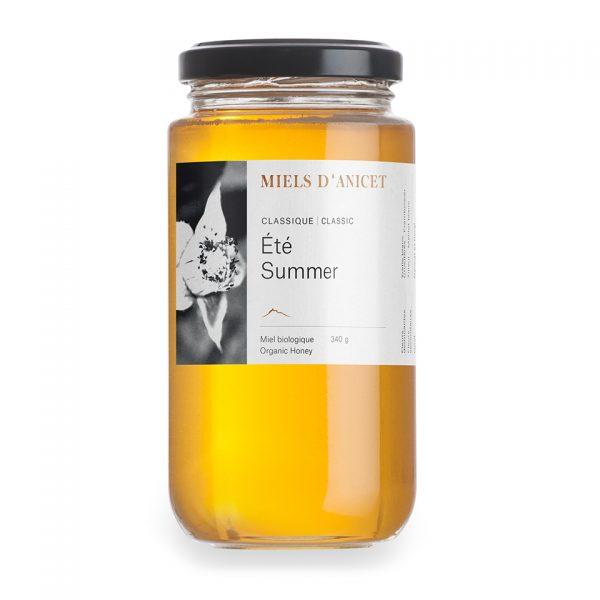 Pot de miel classique été de Miels d'Anicet