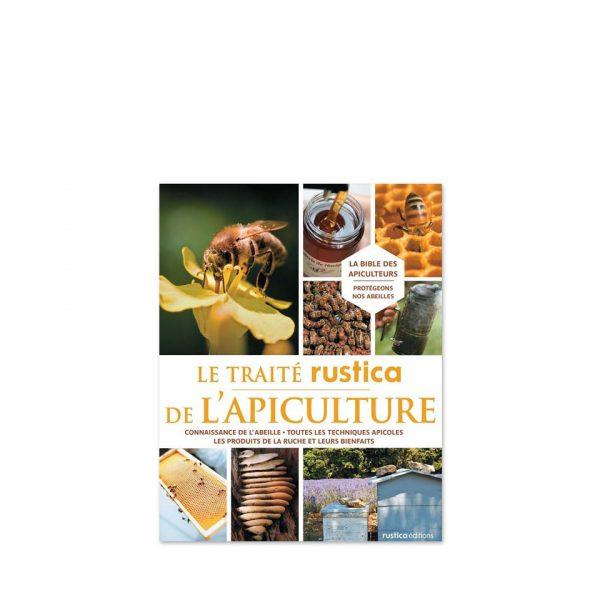 Livre le Traité rustiqua de l'apiculture