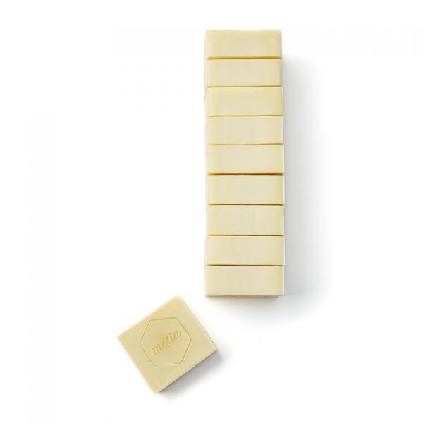 Pain de Savon artisanal biologique au miel de la gamme Mélia