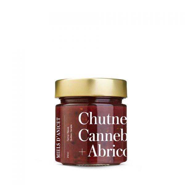Chutney au Miels d'Anicet canneberge et abricot